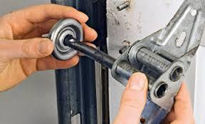 Garage Door Tracks Repair Melrose